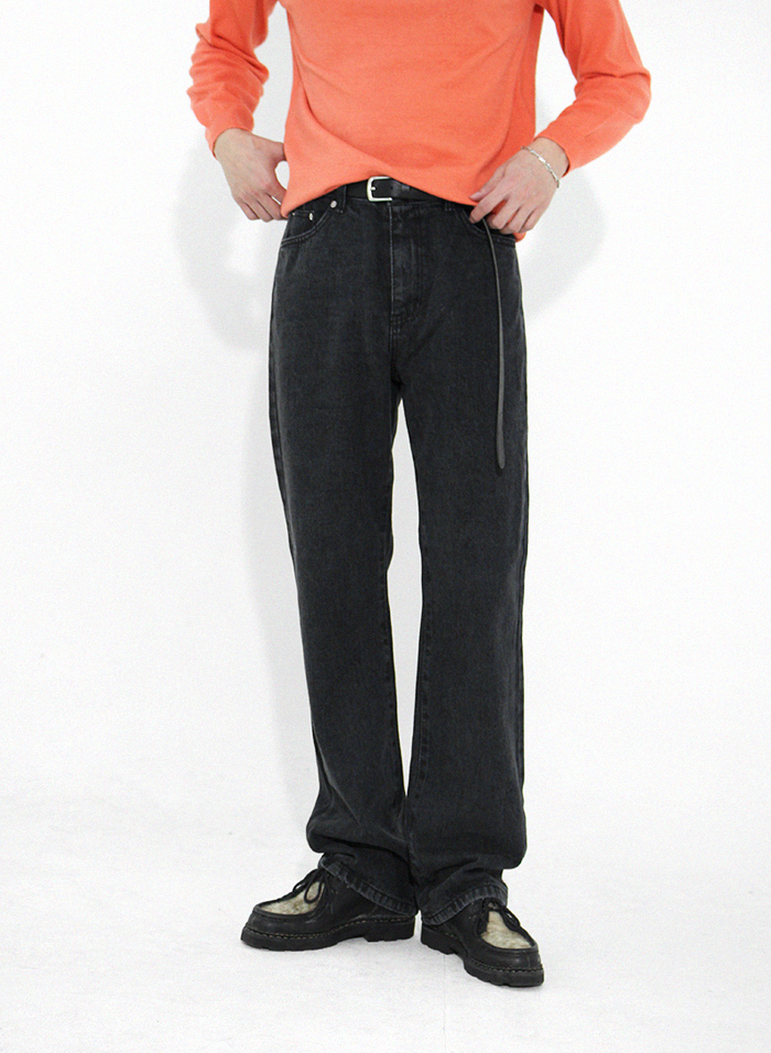 Relax Denim Pants - 2color